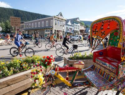 Nicole DelSasso plays a critical role as a board member for Sustainable Crested Butte