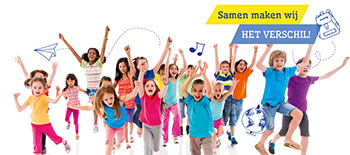 Netherlands children from a primary school