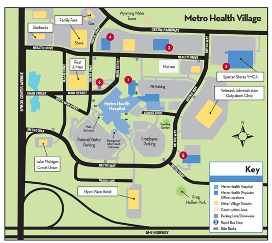 Metro Health Villages